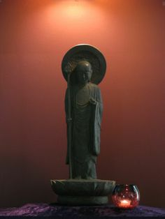 Jizo Outdoor/Indoor Statue