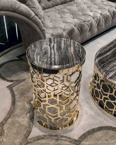Longhi Manfred Side Table