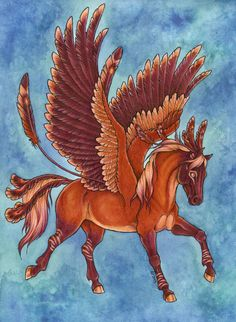 EDIT Sep 21 New owner slayingallhumans Name: Halona Breed: Baliro (pure) Age: About 3 years old Gender: Mare Height: hh Type: Section B – Light Color: Red Gold Genotype: Ee/aa/nR/n. Dragon's Lair, Pegasus, Mythical Creatures, Faeries, Fantasy Art, Moose Art, Bring It On, Deviantart, Pure Products