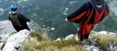 Ian McInTosh On Base Jumping | Life Junkie Magazine Base Jumping, Magazine, Life, Magazines