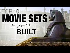 Top 10 Movie Sets Ever Built - YouTube
