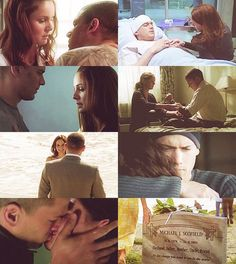 Michael & Sara #PrisonBreak Prison Break, Best Tv Couples, Romantic Couples, Charlie Chaplin, Sara Tancredi, Michael And Sara, Broken Series, Broken Pictures, Movie Kisses