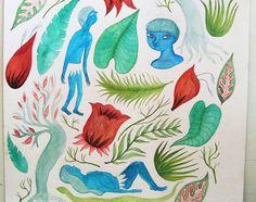"""la casita de wendy"" pattern by Ana Sender"