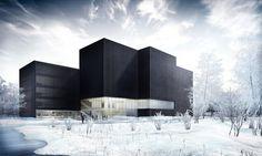 ARCHIWUM NARODOWE W KRAKOWIE (Archivo Nacional de Cracovia, Polonia). | BAKPAK architects