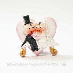 Nikah şekeri Biblo Bankta Oturan Kalpli Gelin Damat Magnet (ID#419353): satış, İstanbul'daki fiyat. Arı Nikah Şekeri Ve Süs adlı şirketin sunduğu Ucuz , İndirimli Nikah şekeri Biblo Ve Malzemeleri