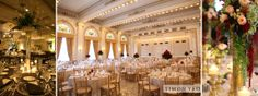 Beautiful wedding reception  #weddingdecor  #weddingreception  simonyao.com  #receptionflowers  #exquisiteweddings   Columbus Ohio Wedding Photographer