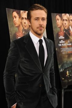 Ryan Gosling Hits the Red Carpet for The Place Beyond the Pines