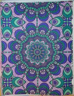 From Kaleidoscope Wonders Color Art for Everyone by Leisure Arts