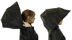 need this when wrangling a stroller and a toddler thru the rainy streets of nyc.