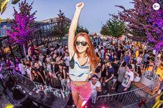 When music makes you feel high. Techno, Crowd, Music, Youtube, Musica, Musik, Muziek, Techno Music, Music Activities