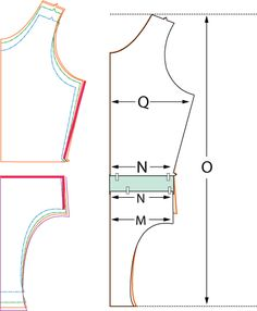 Jalie Sewing Patterns - News, Info and Ideas: How to Choose the Right Size When Making a Leotard, Swimsuit or Skating Dress