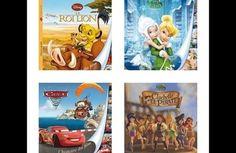 Livre Disney....à chacun son histoire