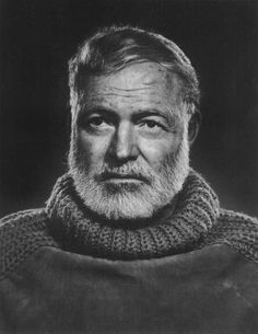 Ernest Hemingway, 1957 Photographer Yousuf Karsh captured portraits of everyone from Albert Einstein to Martin Luther King during his career – as well as some of the century's greatest artists, musicians and actors. Ernest Hemingway, Hemingway Cuba, Hemingway Quotes, Foto Face, Yousuf Karsh, C G Jung, Witty Comebacks, Famous Portraits, American Literature