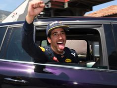 The Mad Aussie strikes again! Ricciardo F1, Daniel Ricciardo, Monaco, Captain Hat, Guys, F1 Season, Mad, Awesome, Google