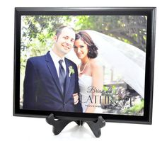 Personalized+Family+Name+Sign+Picture+Frame+by+mrcwoodproducts,+$48.00