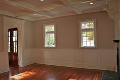 Image detail for -room wall is painted is a warm neutral taupe. (I just love taupe ...