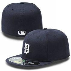 818dd710882 Detroit Tigers Home 59Fifty On-Field Hat Mlb Tigers