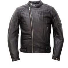 official photos b9d08 23bd8 Buy the Helstons Leather jacket - Black at Motolegends with free UK  delivery and returns on all protective wear.