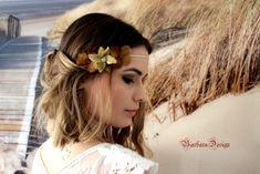 Haarschmuck & Kopfputz - Haarband** - ein Designerstück von BarbaraDesign-02 bei DaWanda