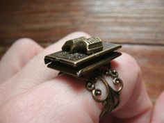 Book jewelry. Pin if you like it! :) #book #books #jewelry