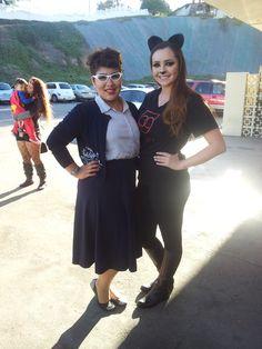 Halloween ! I was Lucille Ball :)