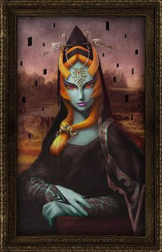 The Legend of Zelda; Twilight Princess HD: Mona Midna