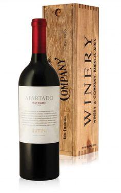 Rutini Apartado Gran Malbec Wine Drinks, Whisky, Wine Rack, Liquor, Vodka, Home Decor, Wine, Buenos Aires, Alcohol