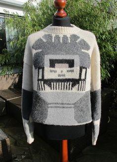Kaufe meinen Artikel bei #Kleiderkreisel http://www.kleiderkreisel.de/damenmode/strickpullover/91150412-alpaka-pullover-aus-peru