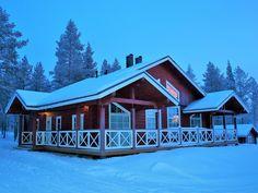 Aurinko Villa B, Levi, Kittilä Semi Detached, Cabins, Skiing, Villa, Cottage, House Styles, Home Decor, Ski, Decoration Home