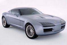 2003 Mercury Messenger concept car....