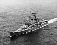 USS CANBERRA (CAG 2)