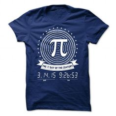 The Pi Day Of The Century T-Shirts, Hoodies, Sweatshirts, Tee Shirts (19.99$ ==► Shopping Now!)