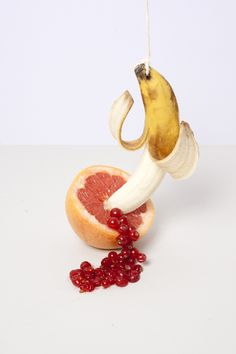 Lauren Hillebrandt : l'art du fruit porn