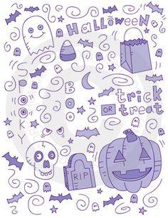 Doodle Style Tutorial in Adobe Illustrator « Illustration Info