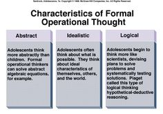 piagets formal operational stage