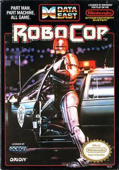 Robocop - NES