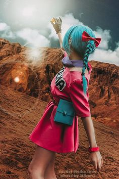 From: Dragon Ball Cosplay: Bulma