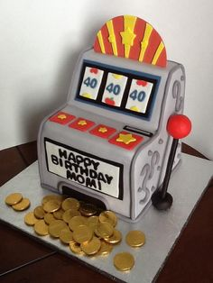 Gambling and Slot Machines on Pinterest | Slot Machine, Vintage ...