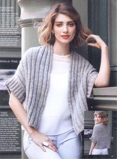 Vogue Knitting Fall 2015. Thảo luận về LiveInternet - Dịch vụ nhật ký trực tuyến của Nga