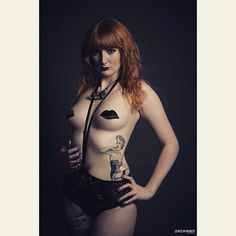 Repost from @mister__parker!  The gorgeous @laurenlascivious wearing the Tsar…
