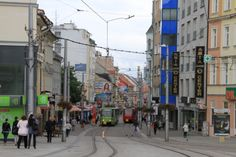 Trams in Bratislava
