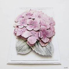 misha_cards / Hortenzia