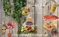 Gourmandises d été avec terroir aveyronnais !