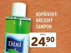 Kopřivový / březový šampon