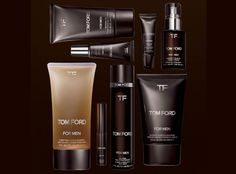 Tom Ford Grooming and Skincare: Somewhere between the boundaries of masculinity and metro-sexuality lies a black hole that has been left relatively untouched - until now. TGJ explore the new collection of Mens Grooming from Tom Ford. Male Grooming, Men's Grooming, Tom Ford Men, Cosmetic Packaging, Beauty Packaging, Perfume Packaging, Packaging Design, Face Cleanser, Smell Good