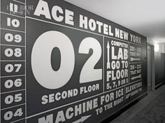 """Google """"Ace Hotel Signage Design"""" to see more."""