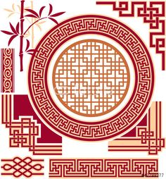 20 Cool Images of Vector Chinese Pattern. Chinese Art Patterns Chinese Pattern Vector Chinese Pattern Texture Free Chinese Border Pattern Vector Chinese Patterns and Designs Borders Motif Oriental, Oriental Pattern, Oriental Design, Chinese Design, Asian Design, Chinese Style, Border Pattern, Pattern Art, Art Design