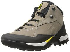 Five Ten Men's Camp Four Mid Hiking Boot, Brown/Yellow, 9 M US - http://authenticboots.com/five-ten-mens-camp-four-mid-hiking-boot-brownyellow-9-m-us/