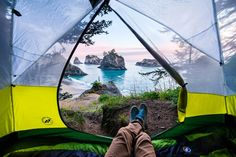 """Van Life"" – Photographer Travis Burke On a 1 Year Road Trip in his Grandma's Van Road Trip Van, Thing 1, Oregon Coast, Walking In Nature, Destinations, Go Camping, Landscape Photos, Van Life, Beautiful Landscapes"