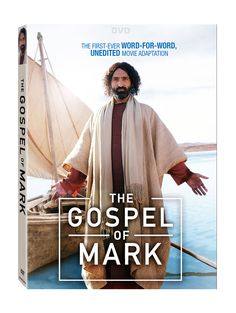 The Gospel of Mark: A Word for Word Film Adaptation + Giveaway | Ends 3.29.17 #ad #rwm #thegospelofmark